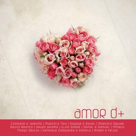 sony music - coletânea - amor d+
