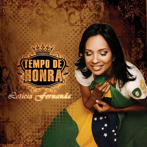 Leticia Fernanda - Tempo de Honra